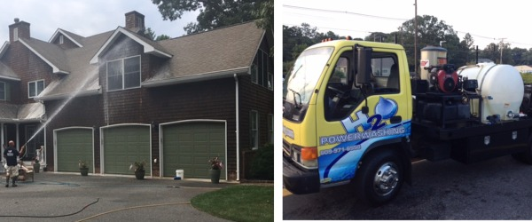 power washing ocean county
